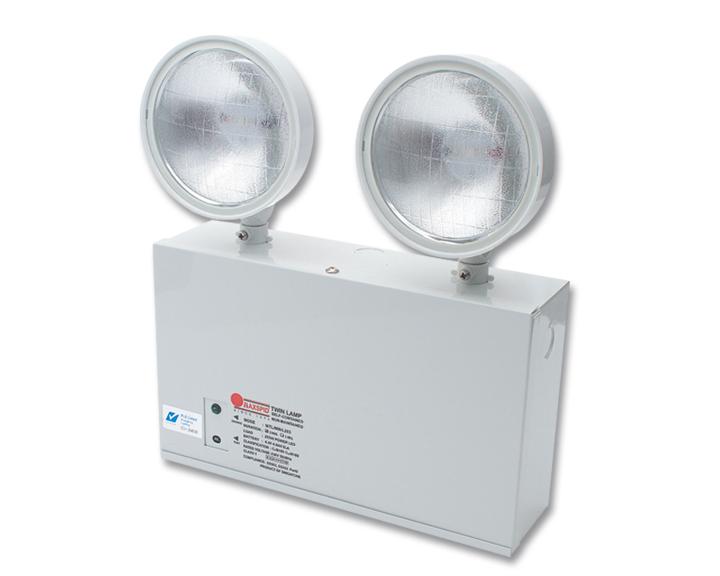Twin Lamp Mtl Nc Maxspid
